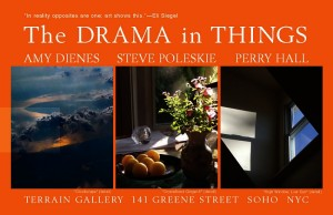 Terrain Gallery Announcement for The Drama in Things