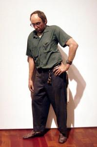 Duane Hanson, Janitor