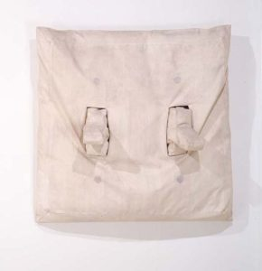 Claes Oldenburg, Soft Light Switches, Ghost