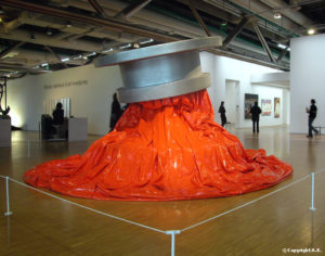 Claes Oldenburg, ice bag