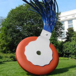 Oldenburg, typewriter eraser