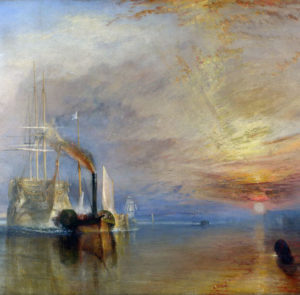 JMW Turner, The Fighting Temeraire
