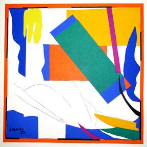 Matisse, Memory of Oceania
