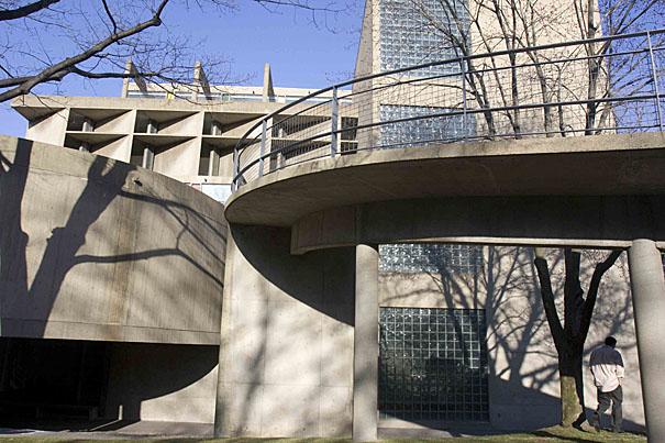 Visual Arts Center at Harvard, Cambridge, MA