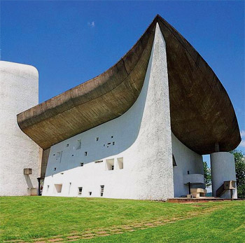 Corbusier, Chapel at Ronchamp
