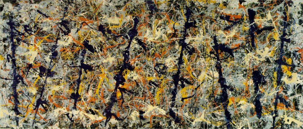Jackson Pollock And True Amp False Ambition The Urgent