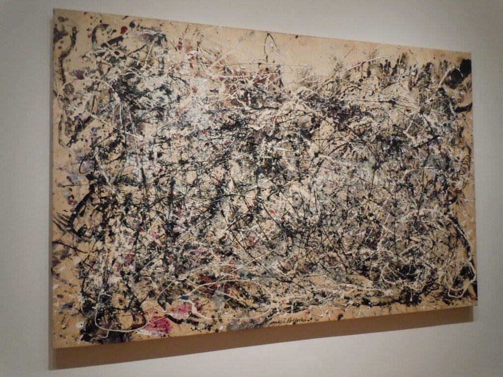 Jackson Pollock, Number 1, 1948