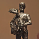 Picasso, Man with a Lamb. Photo: Andréa D'Andréa