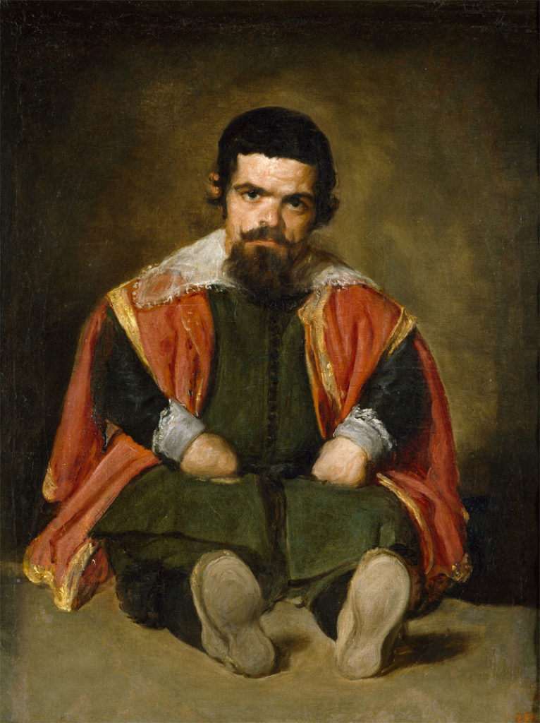Velazquez, Sebastián de Morra