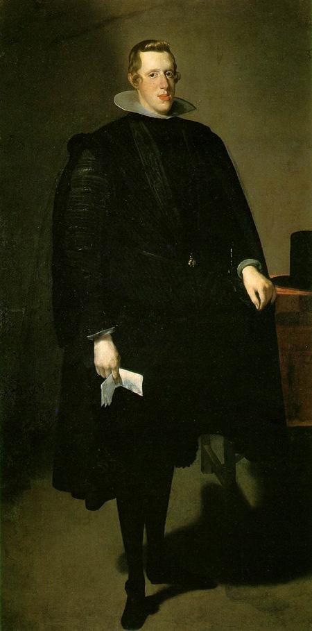 Velazquez, Philip IV