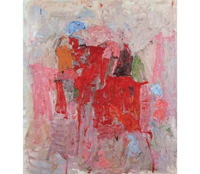 "Philip Guston, ""The Mirror"""