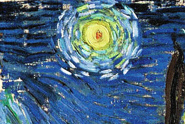 Van-Gogh-Starry-Night-star-detail