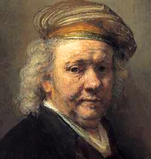 rembrandt self-portrait c 1669