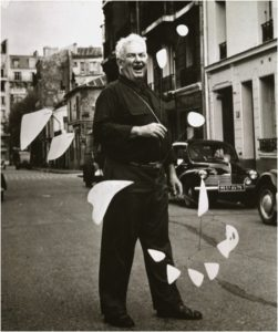 Calder in Paris, 1955