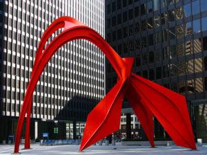 Calder, Flamingo