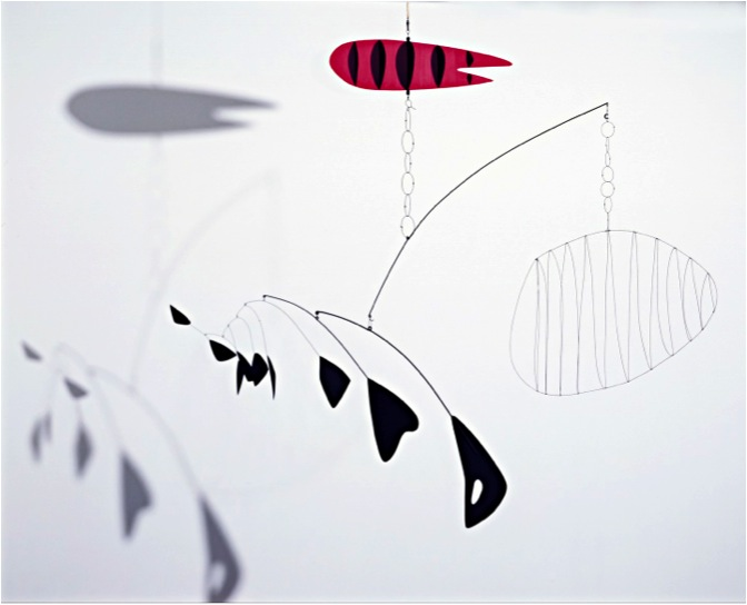 Alexander Calder: Art Answers the Questions of Our Lives!