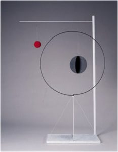 Calder, Object with Red Ball, 1931