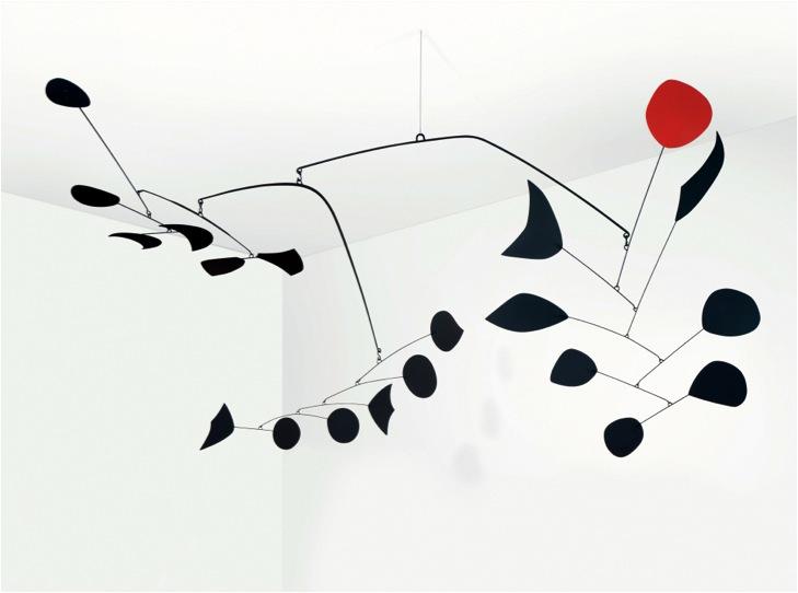 Calder, Rouge Triomphante, 1959-65