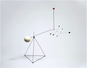 Calder, Small feathers, 1931