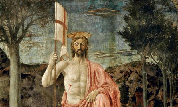 resurrezione-sansepolcro-piero-della-francesca-christ-to-knee