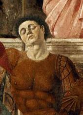 resurrezione-sansepolcro-piero-della-francesca-soldiers-sleeping-solider