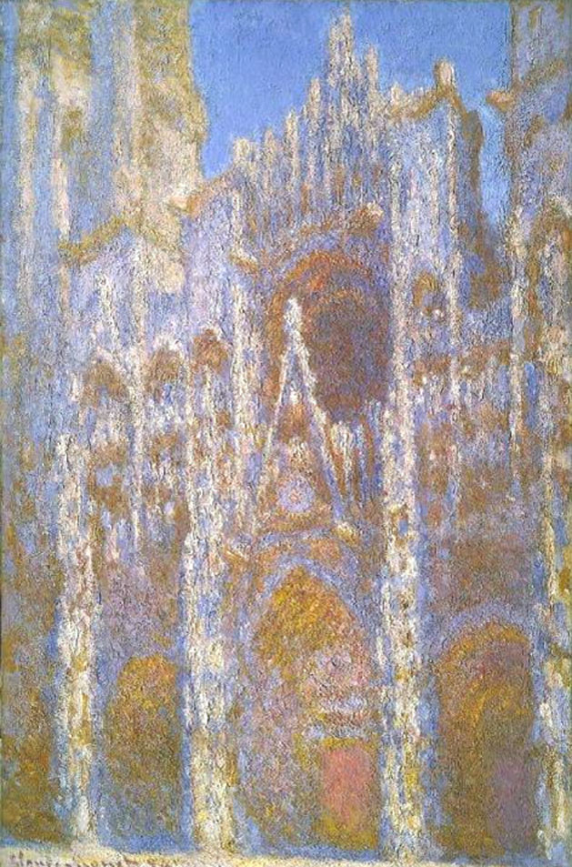 Monet, Rouen Cathedral
