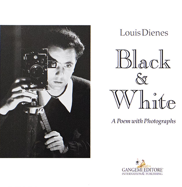 Black & White, cover image
