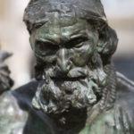 Auguste Rodin, Les Bourgeois de Calais, Eustache de Saint Pierre