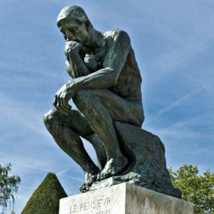 Auguste Rodin, Le Penseur