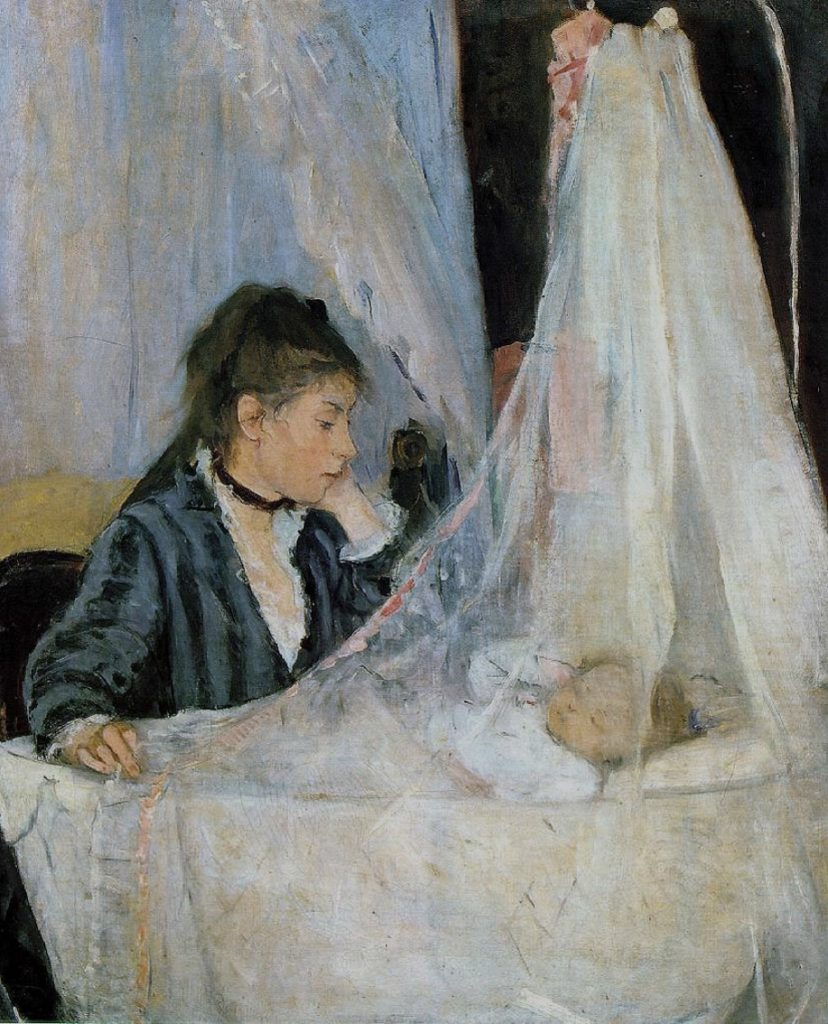 Berthe-Morisot-The-Cradle-1872