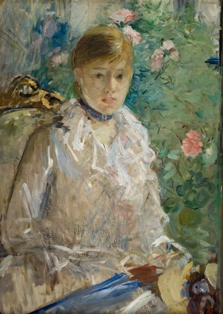 Berthe-Morisot-Young-Girl-by-a -Window-1878