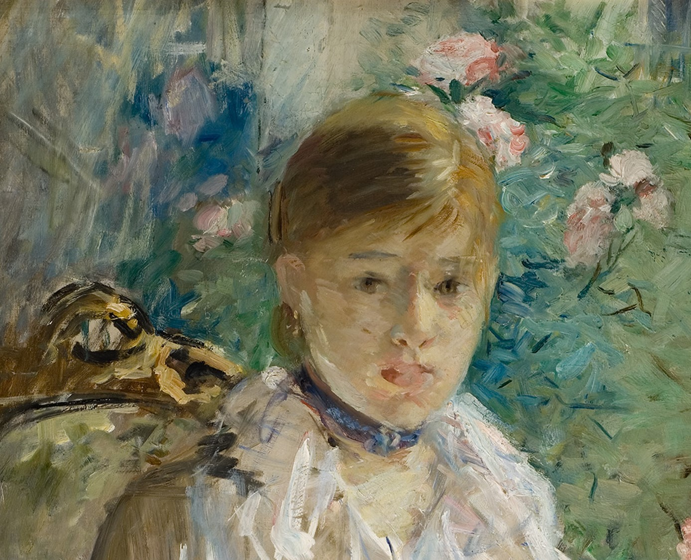Berthe Morisot: The Technique of Art & the Questions of Life