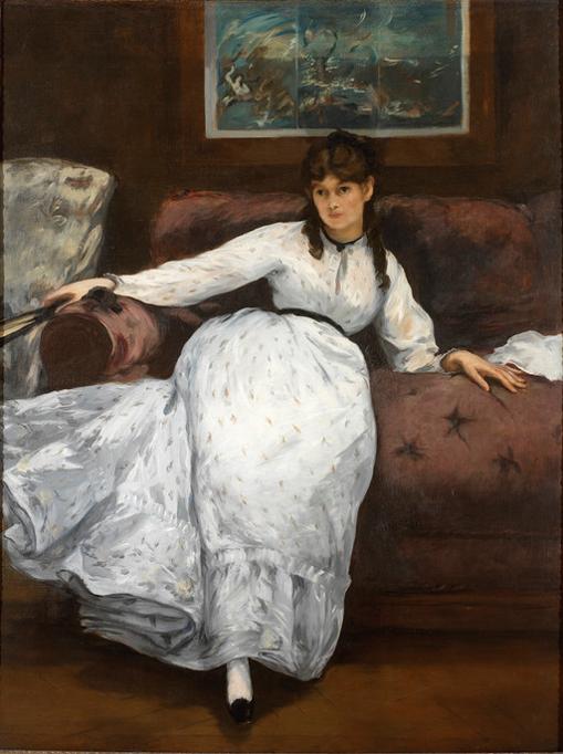 Edouard-Manet-The-Repose-1870