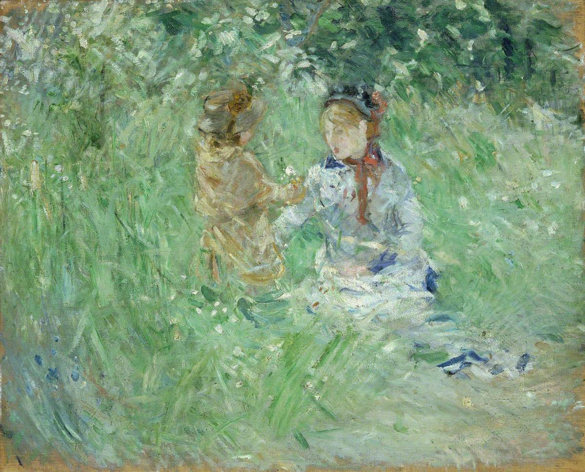 Berthe Morisot: The Technique of Art & the Questions of